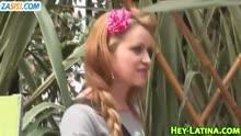 Скриншот для Парниша снимает секс с блондинкой на телефон