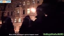 Скриншот для Бухнули на Новый год и сняли домашнее порно