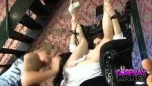 Скриншот для Лесбиянки любят связывание и страпоны