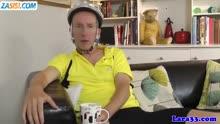 Скриншот для Велосипедист отымел зрелую брюнетку