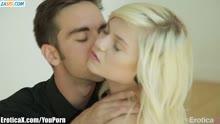 Скриншот для Блондинка с большой попкой соблазнила чувака